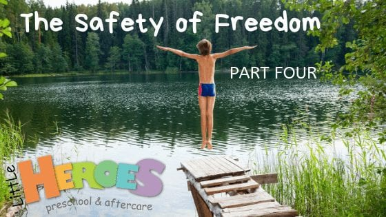 safety of freedom